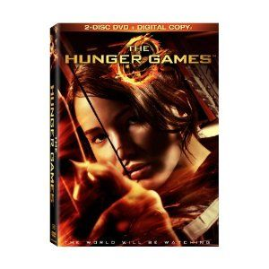 The Hunger Games DVD, went to walmart at midnight just to get it (: