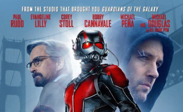 Videorecensione: Ant-Man (Victorlaszlo88 per C4 Comic) http://c4comic.it/2015/07/24/videorecensione-ant-man-victorlaszlo88-per-c4-comic/