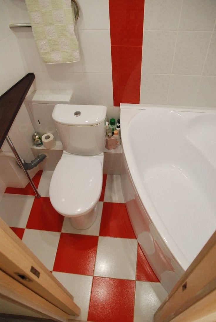Les 941 meilleures images propos de salle de bains sur for Petite baignoire angle