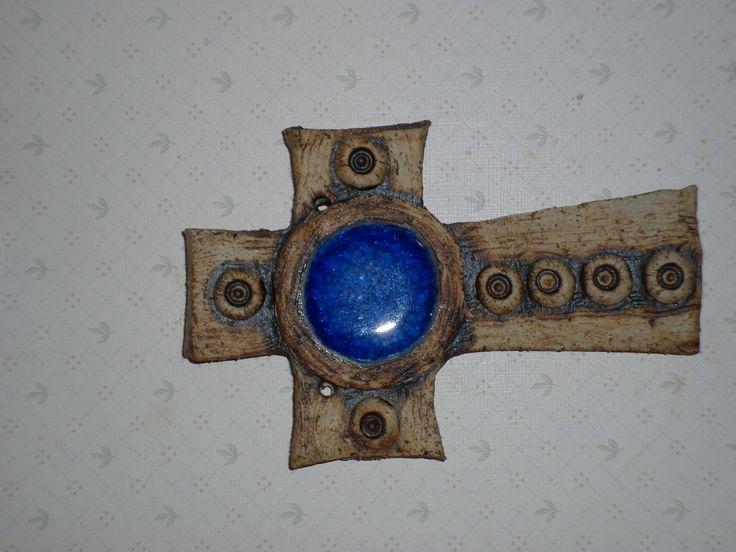 Clay cross