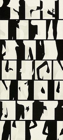 Ray K. Metzker / Composites: Nude American, negatives 1966, prints 1984 Gelatin silver prints