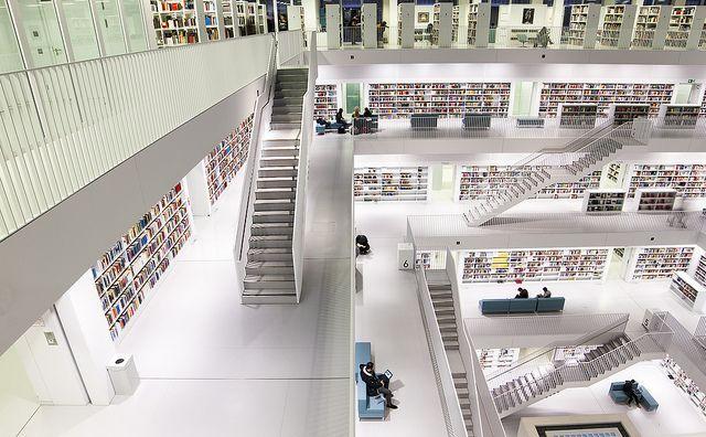 De mooiste bibliotheken | the most beautifull library libraries