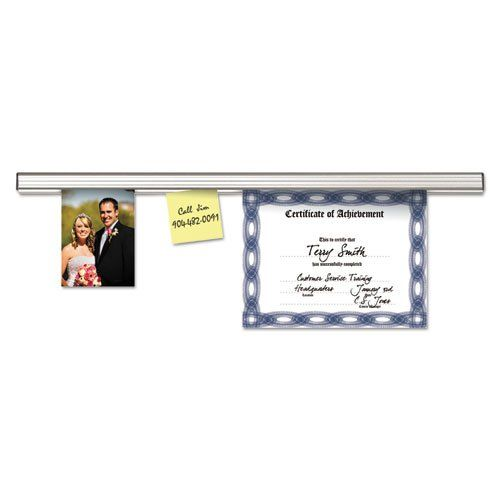 ADVANTUS GripAStrip Display Rail Regular Size 4 Feet Long Satin Finish Aluminum 2010  Sold As 6Pack >>> More info could be found at the image url.