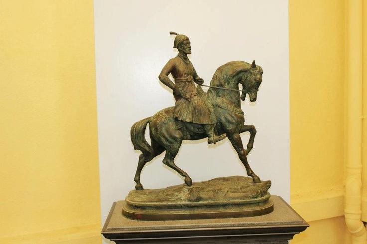 File:Bronze Statue of Chhatrapati Shivaji Raje Bhosle.jpg