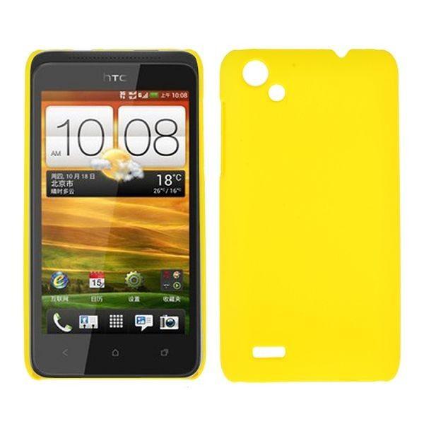 Hard Shell (Gul) HTC One SC Deksel
