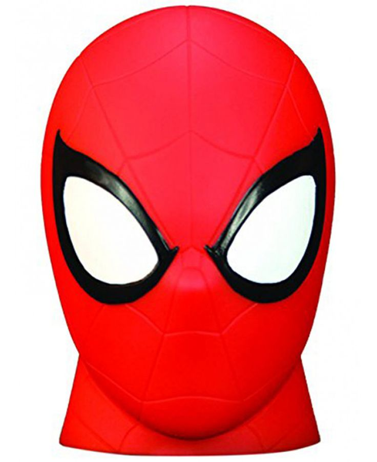The battery operated nightlight is fully portable so Spiderman can be taken with you wherever you go. Free UK delivery available