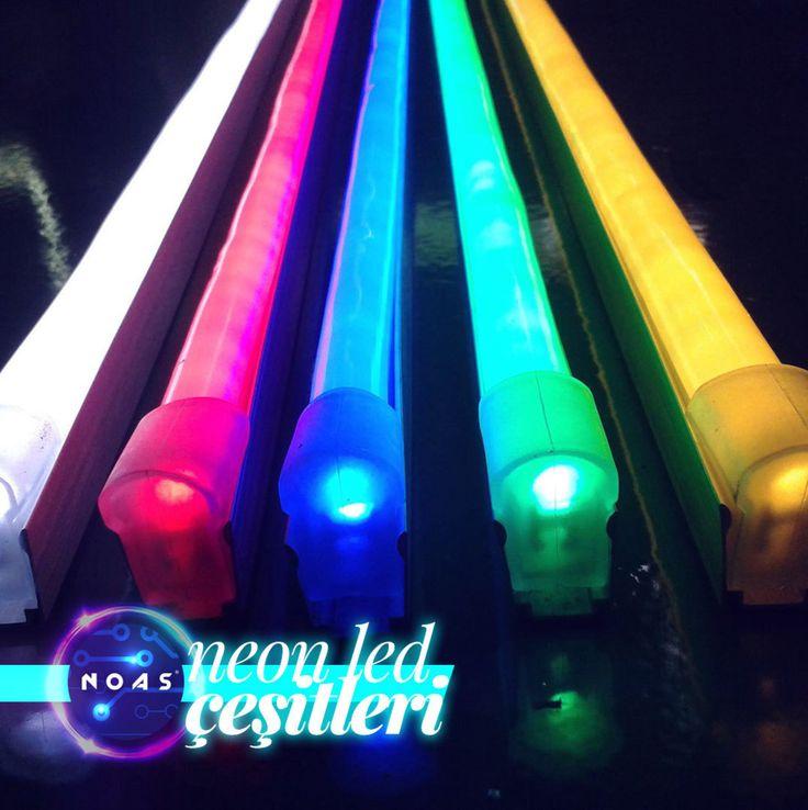 Neon hortum led Neon led aparatları ve Beyaz Günışığı Mavi Kırmızı Yeşil Amber Pembe renk seçenekleri mevcuttur. NOAS Led Aydınlatma - noas.com.tr #60x60 #ledpanel #5050 #şeritled #led #barled #floresan #ledfloresan #armatur #armatür #neon #hortumled #aydınlatma #seritled #led #rgb #magic #adaptör #noas #yusemled #light #ledlights #lighting #mimar #içmimar #architecture #architecturelovers #istanbul #türkiye