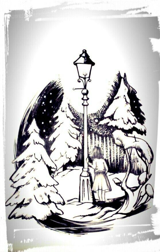 Lucy en el farol de Narnia - GarreLand | Narnia en 2018 | Pinterest ...