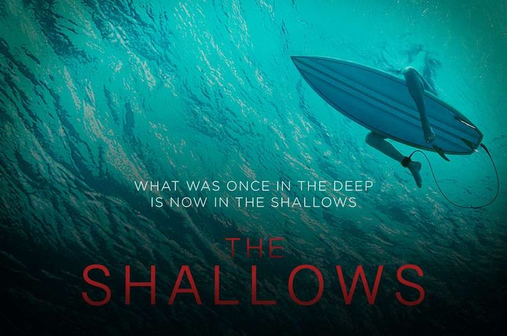 Movie Review of The Shallows