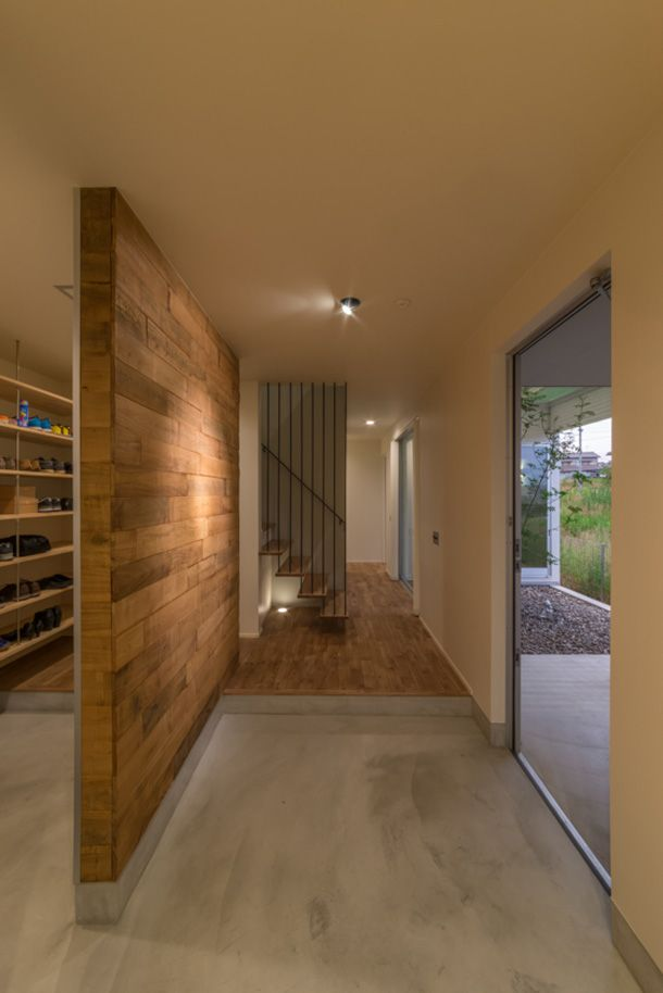 プライベートテラスがある家 | 注文住宅なら建築設計事務所 フリーダムアーキテクツデザイン                                                                                                                                                      もっと見る