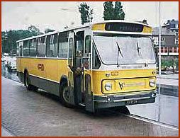 Met de stads- en streekbus
