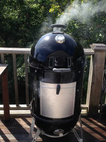 If you're just starting out with smoking, consider a charcoal water smoker—sometimes called a bullet smoker. Here are some tips for buying and using them.