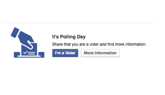 Election 2015: Today May 7 is the day where people all across the UK with be casting their vote, and polling stations will be very busy from 7am to 10pm, which is when the polling stations are open. But how can social media play a big part today? That is very simple indeed, and one of the big players today is Facebook.