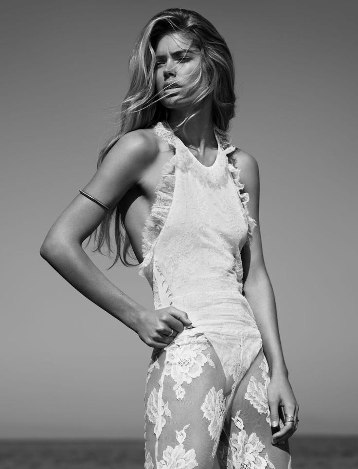 Doutzen Kroes for Vogue
