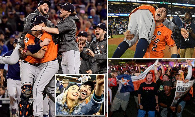 The Houston Astros won the first World Series title in franchise history on Wednesday with a 5-1 Game 7 victory over the Los Angeles Dodgers. George Spring was named Series MVP.