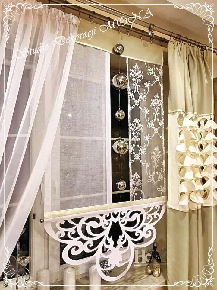 Komplet Surma Eurominge Zaslony Azur Woal 7145585528 Oficjalne Archiwum Allegro Home Decor Decor Home Diy