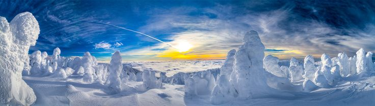 Top of the World by Ben J  on 500px