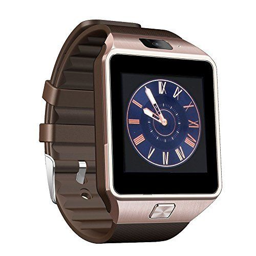 Smart Watch GT08 Clock Sync Notifier Support Sim Card Bluetooth Connectivity for Apple iphone Android Phone Smartwatch (Black)   Smart Watch GT08 Android Fitness Waterproof Connecter SIM Card Clock Bluetooth Iphone Android SmartWatch Phone Specifications C