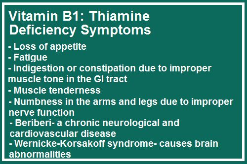 marginal vitamin b 6 deficiency - 500×333