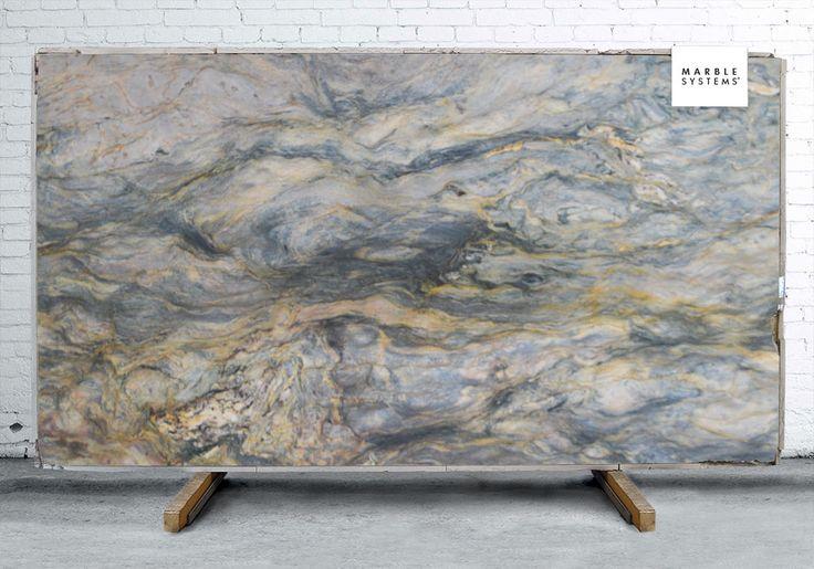 Fusion Polished Granite Slab Random 1 1/4 - Marble System Inc.