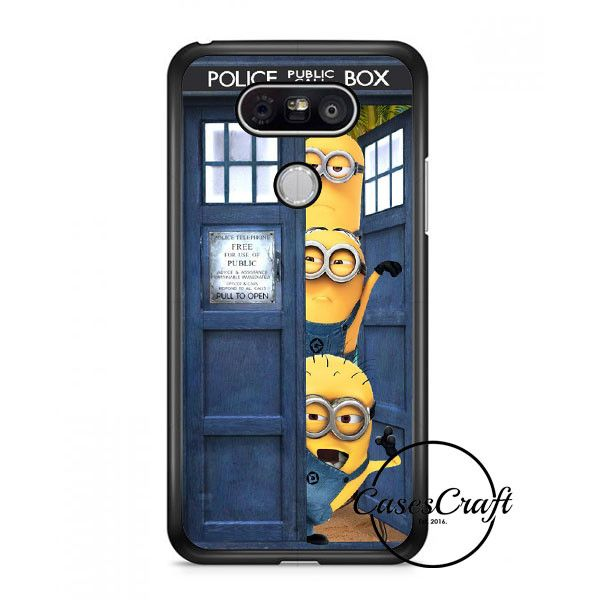 Despicable Me Minion One Direction Lg G6 Case | casescraft