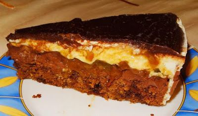 2014-es ország tortája (paleo változatban)