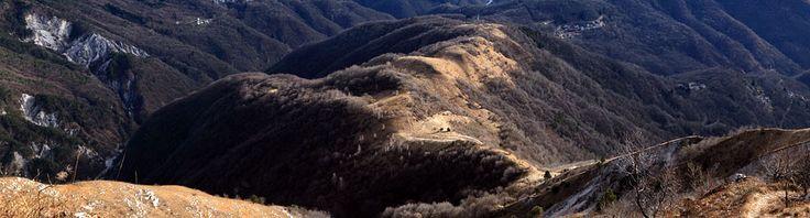 trasa na horu Monte Curarnan