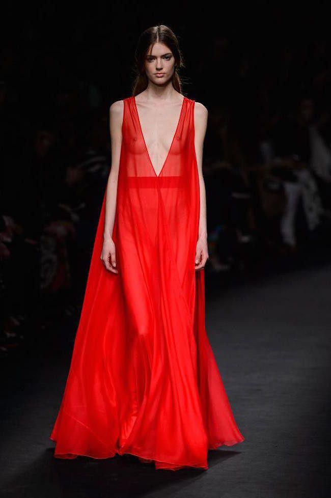 Valentino Vestido Rojo