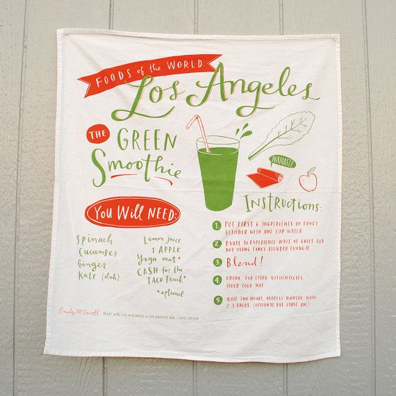 Los Angeles Smoothie: 98 Best Uber Colour Images On Pinterest