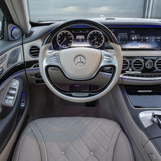 Like they say beauty starts from the inside the all new mercedes maybach s600 mercedes for Mercedes benz maybach interior