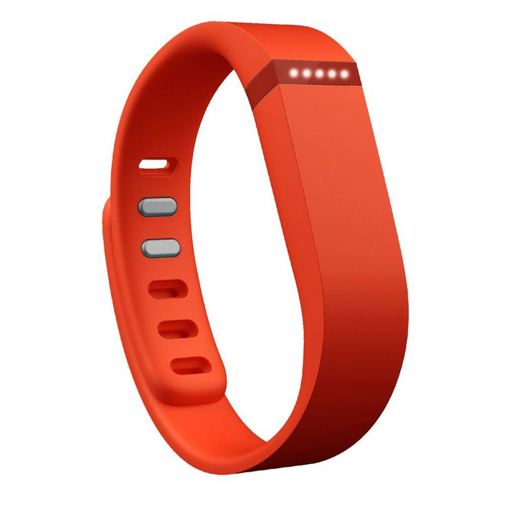 Fitbit Wireless Activity and Sleep Wristband Tangerine