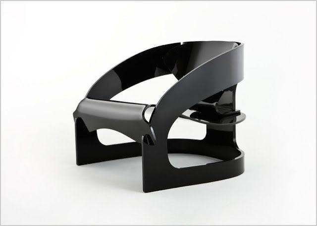 Fauteuil Relax De Luxe Colombo.Kartell Revive Un Clasico De Joe Colombo Furniture