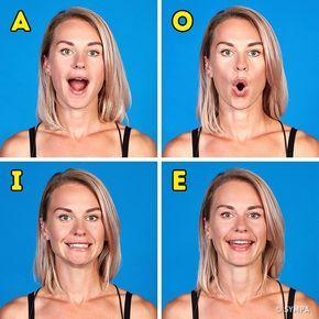 8 Exercices efficaces pour affiner le visage
