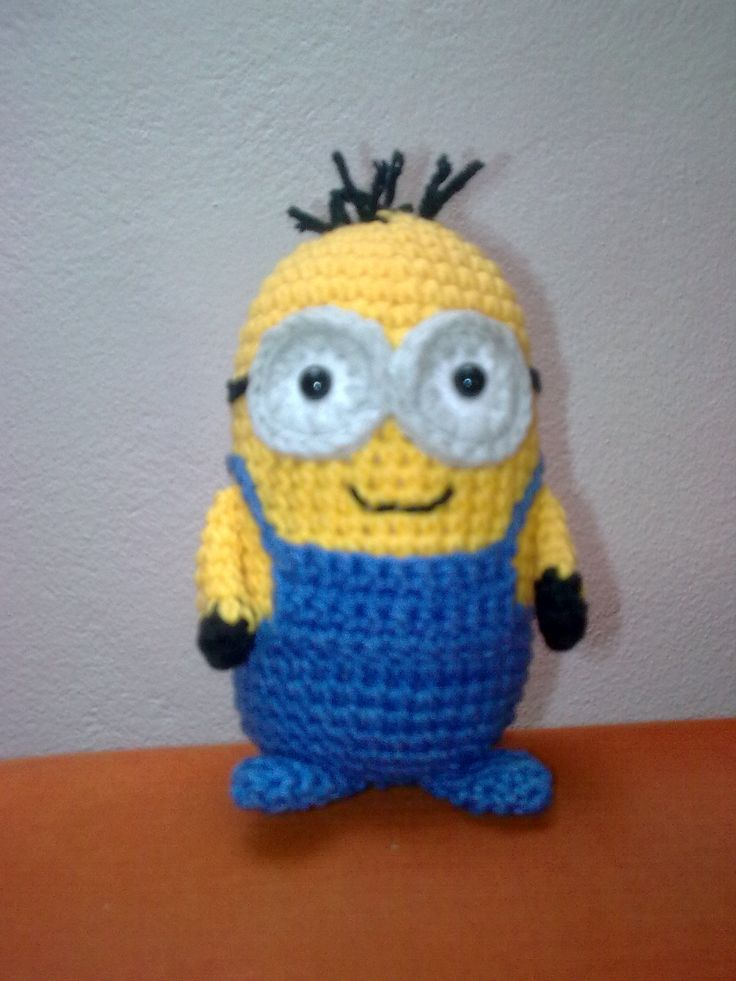 Crochet - Malý Mimoň