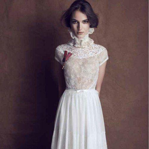 Abiti da sposa stile impero: tutti i modelli