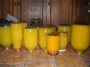 Тыквенный сок с апельсиномТыква 7 кг (чистого веса, без семечек и кожуры)вода, у меня ушло 15 литров на это количество тыквы.апельсины 8 штуксахар 1,5 кгЛимонная кислота 2 ст.л с горкой. Очистить тыкв…