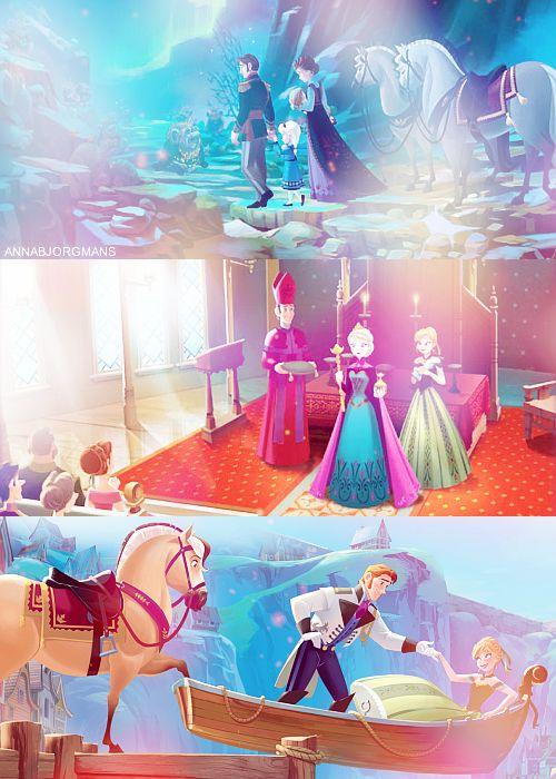 Frozen;; LOVE this movie!