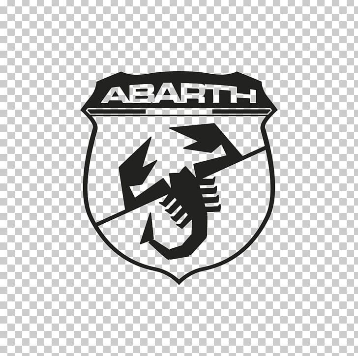 Abarth Fiat Automobiles Car Logo Png Clipart Abarth Araba Area Black Black And White Free Png Download Car Logos Fiat Cars Logos