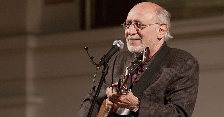 ALLEGED PEDO PETER YARROW TO PERFORM AT 'WOMEN FOR PEACE' RALLY OUTSIDE PENTAGON Singer was convicted of taking 'indecent liberties' with 14-year-old before receiving presidential pardon