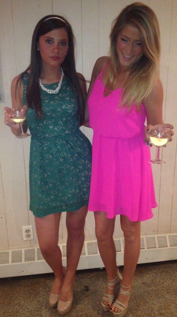 Blair and Serena. #TSM @Lisa Phillips-Barton Phillips-Barton Phillips-Barton Beacham me and u next year