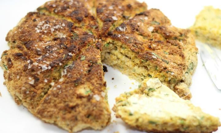 Try these cheesy vegetable scones for lunch instead of sandwiches. They are perfect for lunch boxes and picnics.