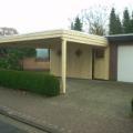 Bild Carport mit Geräteraum http://www.oldenburg-zimmerei.com