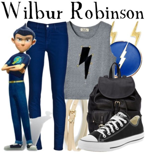 Wilbur Robinson (Meet the Robinsons) by DisneyBound