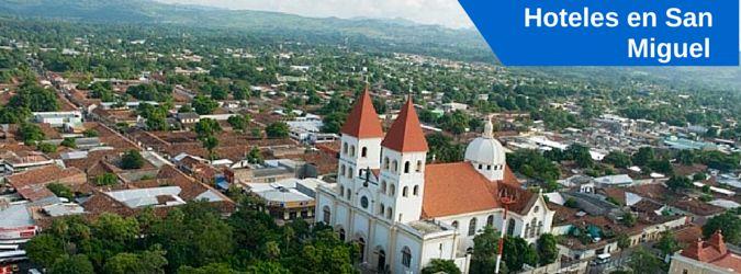 Opciones para hospedarse en San Miguel, El Salvador. Alojamiento en San Miguel, El Salvador