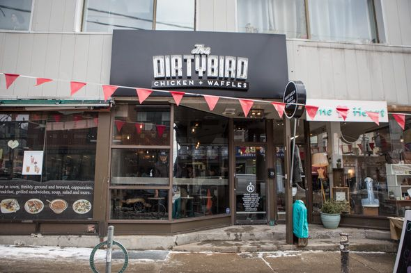 CHEAP EATS: The Dirtybird - Baldwin in Kensington