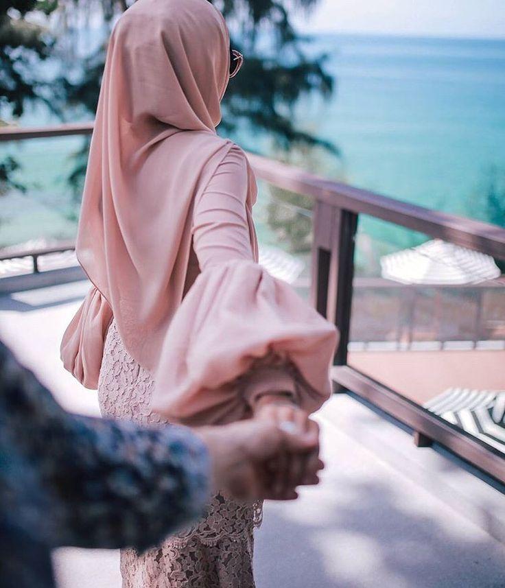 Long dress, prom hijab dress, engagement hijab dress, eid dress, hijab dress, hijab outfit, hijab fashion, long dress hijab, cream long dress, princess dress. Nude long dress. Follow her ig @rozitachewan1