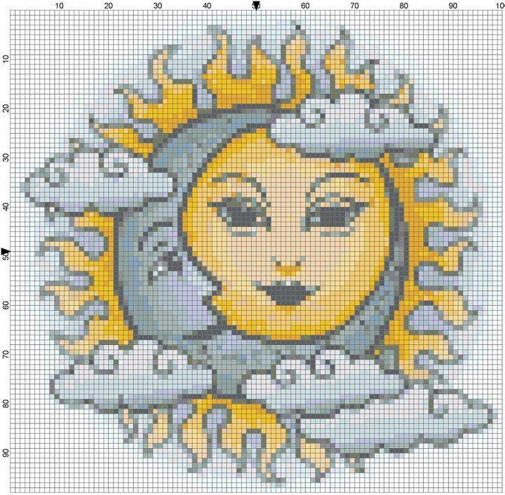 Borduurpatroon Allerlei & Vanalles Kruissteek *Cross Stitch Pattern