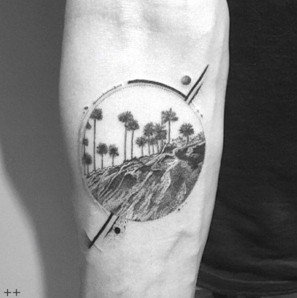 Cliffs by Octavio Camino