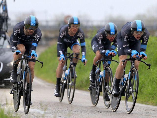 145. Settimana Coppi e Bartali - Stage 1b: Gatteo a Mare - Gatteo (Team Time Trial) [27/03/2014]