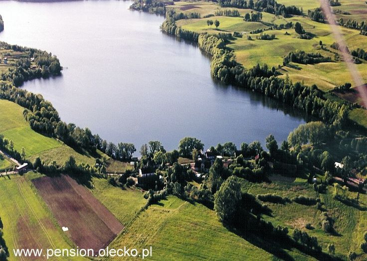 Landschaft um Olecko - Treuburg